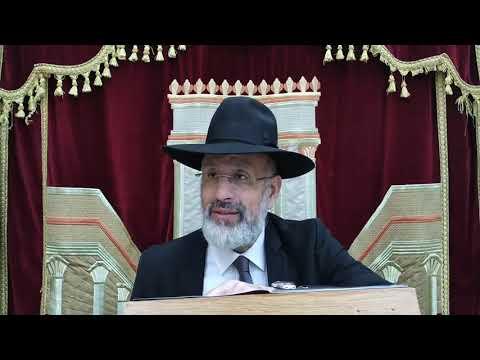 Parashat Béréchit La bérakha du Chabbat Deborah Meloul pour yom ouledette saméah pour son fils