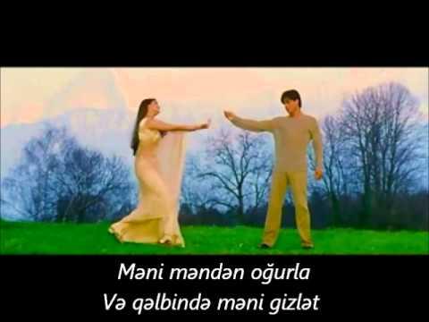 Humko Humise Chura Lo - Azeri subtitles