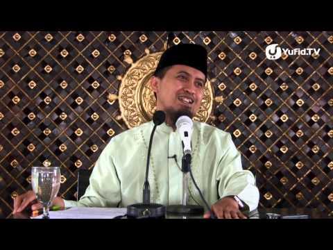 Kajian Muamalah: Wabah Asbun - Ustadz Abdullah Zaen, MA
