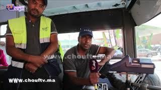 أول تصريح لسائق الحافلة لي ولدات فيها سيدة من مراكش.. ولدات فالطوبيس بنية وهاكيفاش عَاوناها | خارج البلاطو