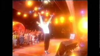 Michael Jackson Earth Song Live World Music Awards 1996 HD