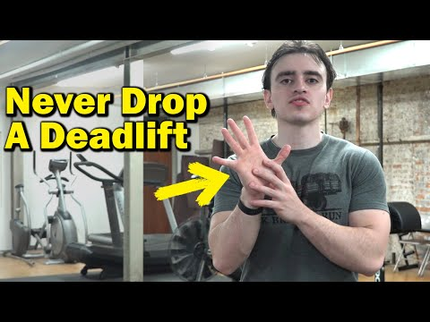 Everything You Need To Know About Grip Strength For Powerlifting