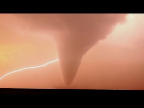 Rozel Kansas Tornadoes (May 18th, 2013)