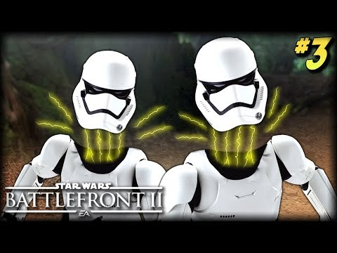 Star Wars Battlefront 2 - Funny Moments #3 (Just Like the Simulation, Battlefront 2 Beta!)