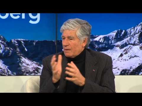 Davos 2014 - Disruptive Innovation Ahead