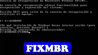 Como reparar Windows XP sin formatear