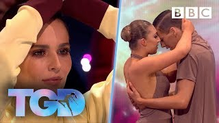 Everybody stunned by dance school friends Harry and Eleiyah - The Greatest Dancer | Auditions