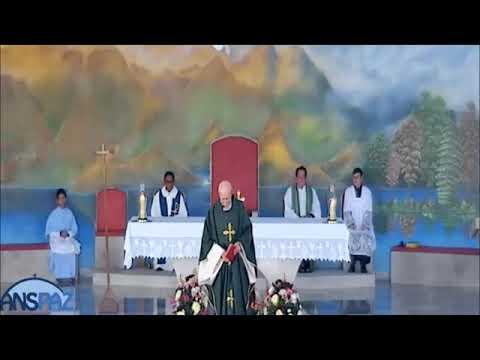 Santa Missa | 21.07.2019 | Padre José Sometti | ANSPAZ