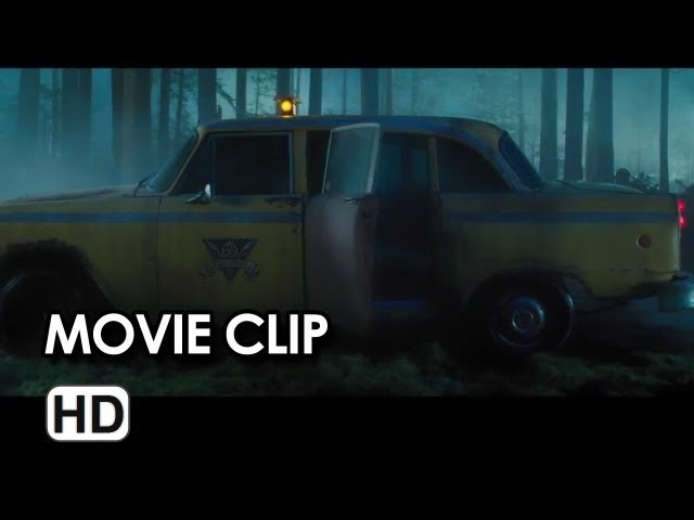 Percy Jackson: Sea of Monsters Movie CLIP - Fast & Furious (2013) Logan Lerman Movie HD