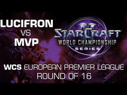 LucifroN vs. MVP - Group C Ro16 - WCS European Premier League - StarCraft 2