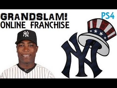 MLB 14: First grand slam! Alfonso Soriano PS4 (ONLINE FRANCHISE)