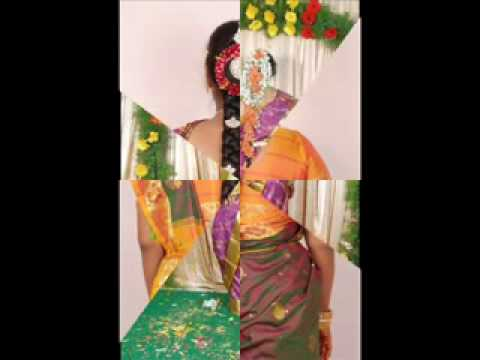 South Indian Hair Style.flv