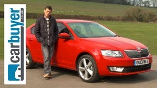 Skoda Octavia 2013 İnceleme - CarBuyer