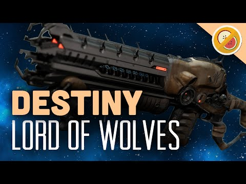 DESTINY Lord of Wolves Fully Upgraded Exotic Shotgun Review (House of Wolves DLC)