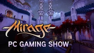 Mirage: Arcane Warfare - Gameplay Trailer