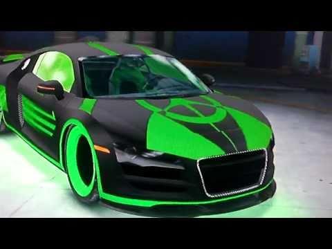 Midnight Club Los Angeles Audi R8