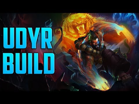 League of Legends Udyr Build: Udyr Guide | Udyr Jungle S8 & Udyr Runes - Udyr JG Build - Udyr S8