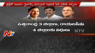 Central spl funds to seven backward districts in AP till 2020