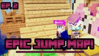MY SPOOKY BRA | Ep. 2 | Epic Jump Map: Ultimate Trolling with Smallishbeans