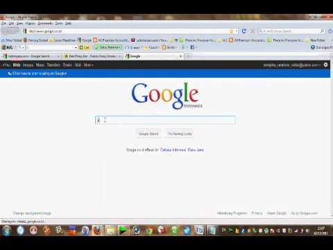 Cara membuka situs yang terblokir