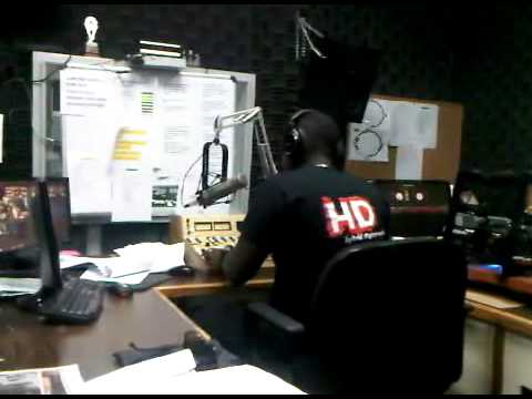 Buffy Interview at Slam 100.5FM Trinidad