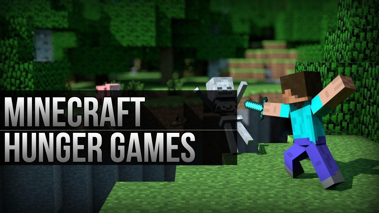 Pin minecraft hunger games youtube on pinterest for Mine craft hunger games