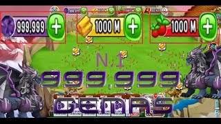 Hack De Dragon City 999,999,999 Oro Gemas Comida 2014