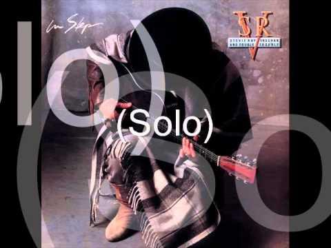 Tightrope - Stevie Ray Vaughan - In Step - 1989 lyrics (HD)
