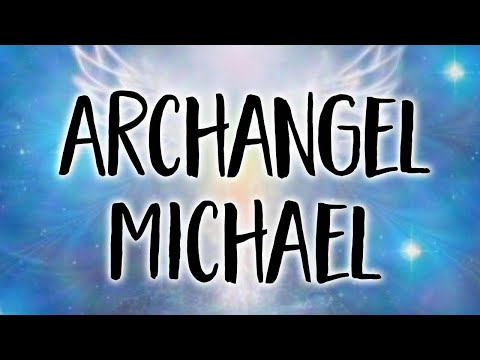 Archangel Michael Angel Message, Clear Cleanse & Lift ...