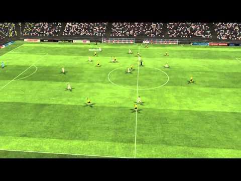 Stuttgart vs Dortmund - Großkreutz Goal 5 minutes