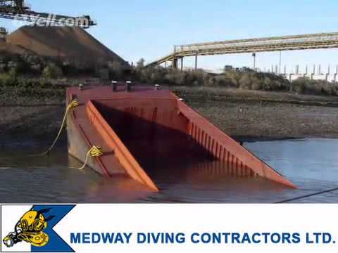 DIVERS - A MEDWAY DIVING CONTRACTORS LTD