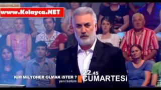 Kim milyoner olmak ister 19 Temmuz 2014 Tamer Karadağlı 367. bölüm fragmanı