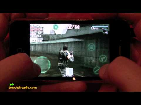 Resident Evil Mercenaries VS [iOS]