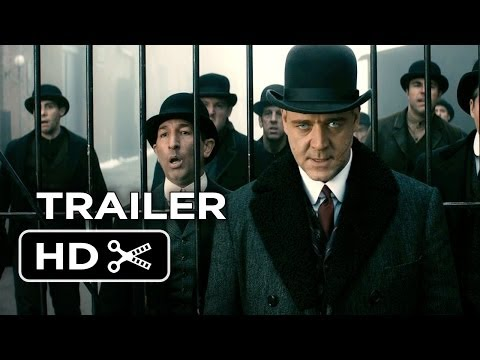 Winter's Tale TRAILER 1 (2014) - Russell Crowe Fantasy Movie HD