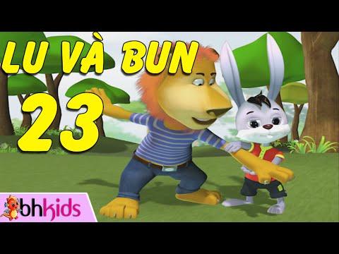 Hoạt Hình 3D Vui Nhộn - Lu Và Bun Tập 23 FULL HD