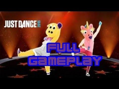 Just Dance 2015 - 4x4 (FULL GAMEPLAY)
