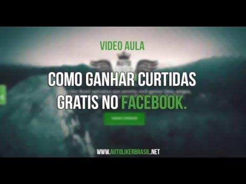 Como ganhar likes no facebook 2016 com o Auto Liker Brasil *ATUALIZADO*