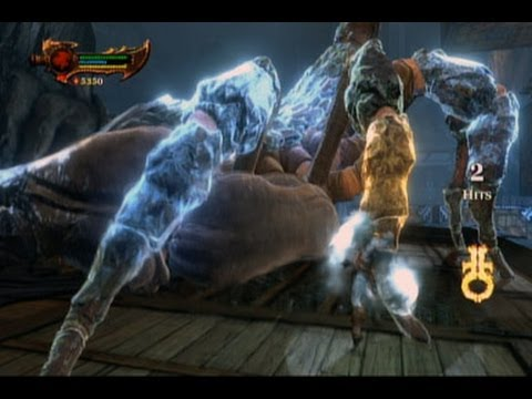 God Of War 3 (ITA) Parte 20 HD - BOSS SCORPIONE