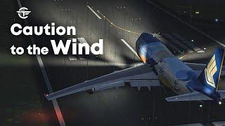 Bursting into Flames Before Takeoff   Singapore Airlines Flight 006   New Flight Simulator 2018