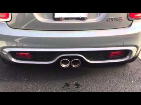 Quicksilver Mini Cooper S JCW F56 Quicksilver Performance Exhaust System - Gen 3