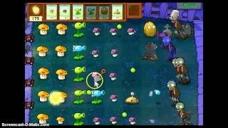 Como Pasar El Nivel 2-2 De Plantas Vs Zombies