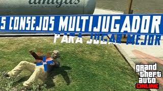 GTA V Online: 5 Consejos Multijugador Truquillos Para