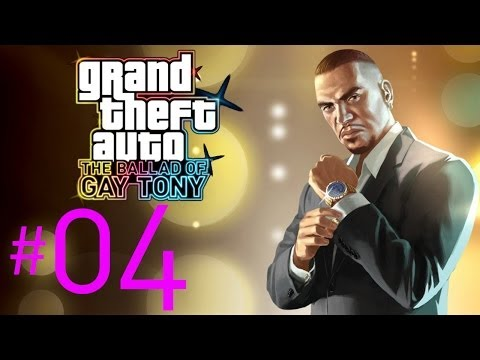 Grand Theft Auto: The Ballad of Gay Tony - Part 15.04 Corner Kids