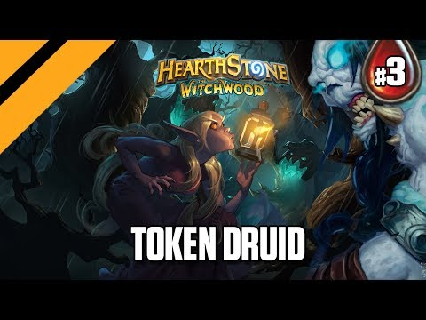 Hearthstone: The WitchWood - Token Druid - P3