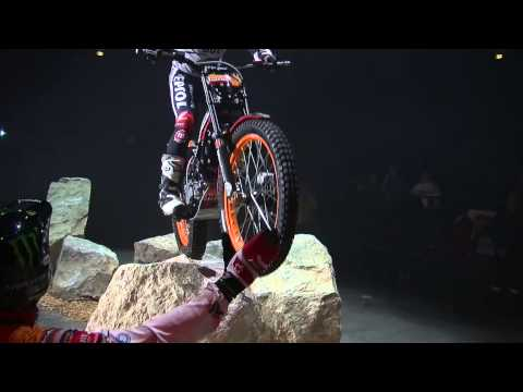 Trial indoor de Chambery