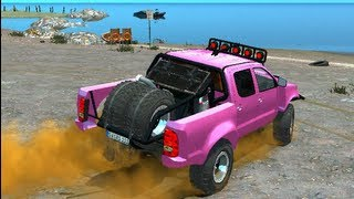 GTA 5 TOYOTA HILUX MONSTER BUGGY