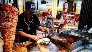 MEXICAN STREET FOOD - Best TACOS Ever - DELICIOUS Street Tacos