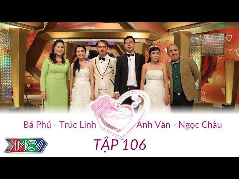 Bá Phú - Trúc Linh và Anh Văn - Ngọc Châu | VỢ CHỒNG SON | Tập 106 | 150816