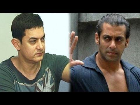 What did Aamir Khan Comment on Salman Khan's Social Show ?
