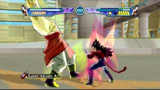 Dragon Ball Z Budokai HD Collection: Budokai 3 SSJ4